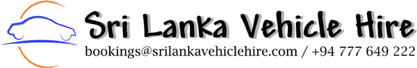 Sri Lanka Vehicle Hire