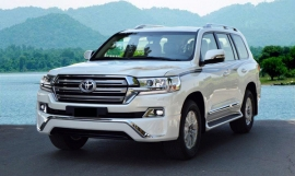 Toyota Land Cruiser  / Or Similar